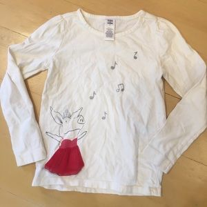 GYMBOREE LONG SLEEVE GIRLS SIZE 7♥️💕